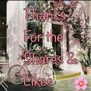 Accessories - Thank you for sharing and following!!!